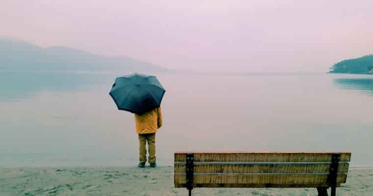 傘の撥水効果を復活させるには「熱を加える」